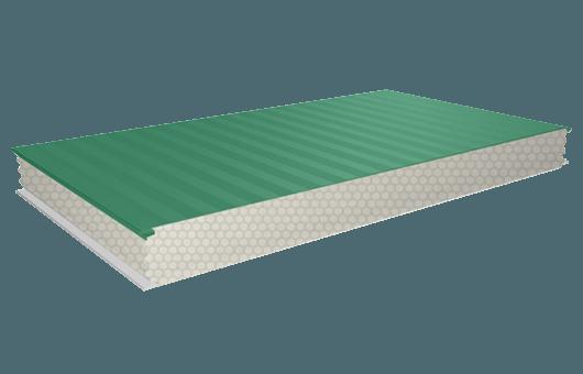 Sandwichpaneler med skum polystyren